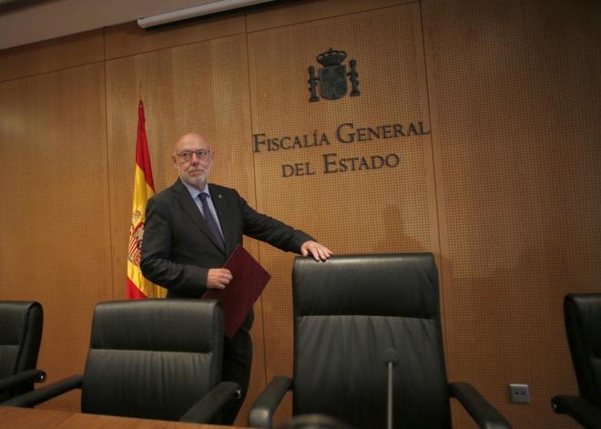 José Manuel Maza, el ariete contra el 'procés'