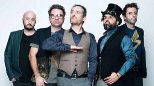 El grupo catalán actuará el sábado 18 en el Wizink Center en...
