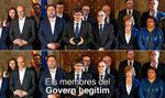 """El """"Govern legítimo"""" borra a  Vila de la foto"""