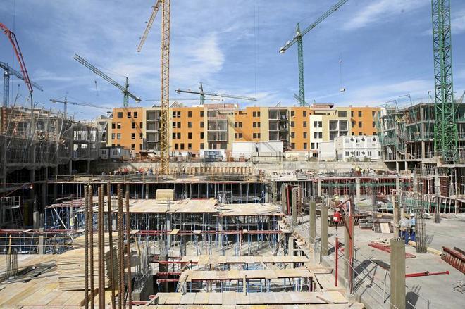 Casi tres de cada cuatro madrileños creen necesario que se proyecten nuevas viviendas dentro de Madrid
