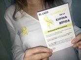 La Febhi reivindica el símbolo como apoyo a los enfermos de espina...