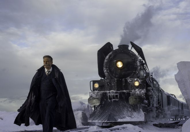 Fotograma de 'Asesinato en el Orient Express'.