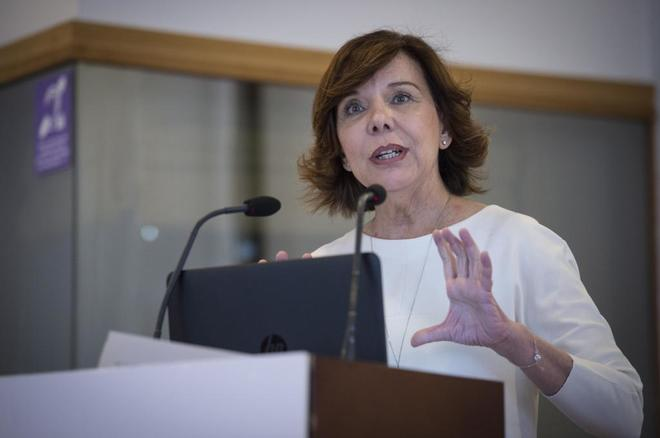 Esther Arizmendi.