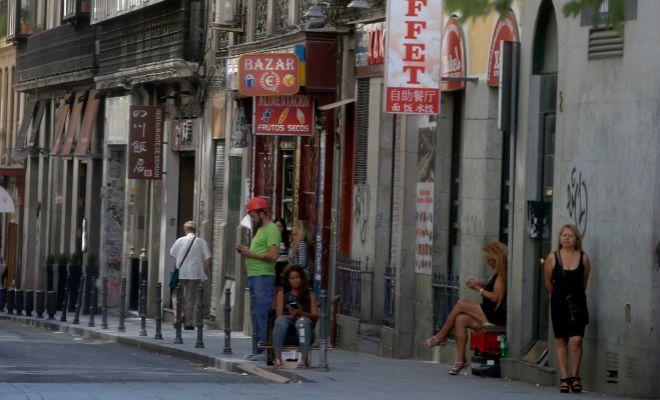 prostitutas antiguas prostitucion callejera