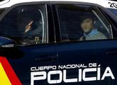 Alfonso Cabezuelo, uno de los integrantes de 'La Manada', en un coche...