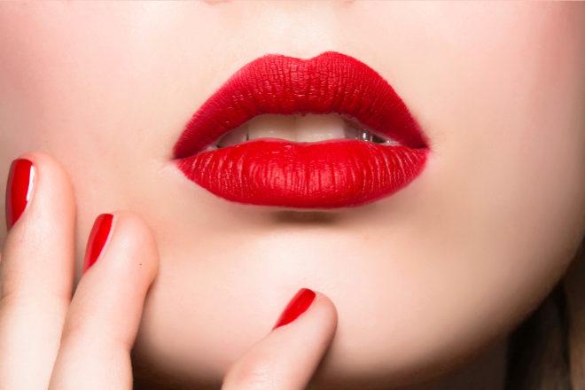 Labios rojos y todos sus tonos para cada tipo de mujer  dd99f7435cc9