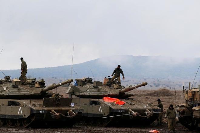 Donald Trump reveló a Rusia una misión israelí contra Daesh