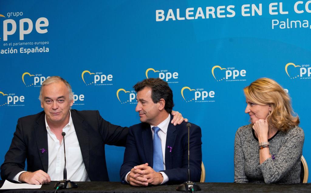 González Pons, Company y Estarás este viernes en Palma.