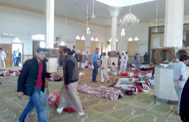Resultado de imagen para Atentado en Egipto deja al menos 235 muertos y 109 heridos