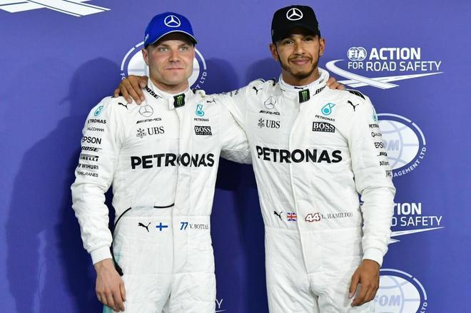 ¿Cuánto mide Valtteri Bottas? - Real height 15116207582422