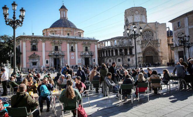 La Guerra De Las Terrazas Valencia Plantea Extender La Zona