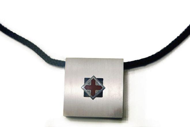 La pesada cruz de Sant Jordi