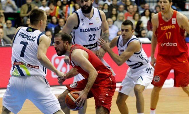 España tumba al campeón de Europa con otra lección de orgullo
