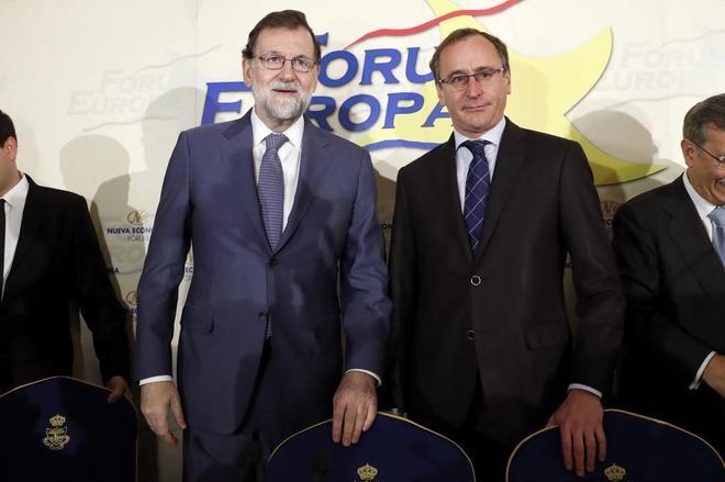 """El PP advierte de """"un nacionalismo español"""" de Ciudadanos contra el País Vasco"""