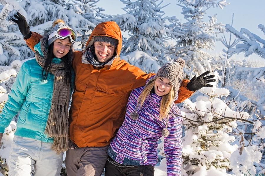 La Sierra de Béjar, y la estación de esquí La Covatilla, es un...