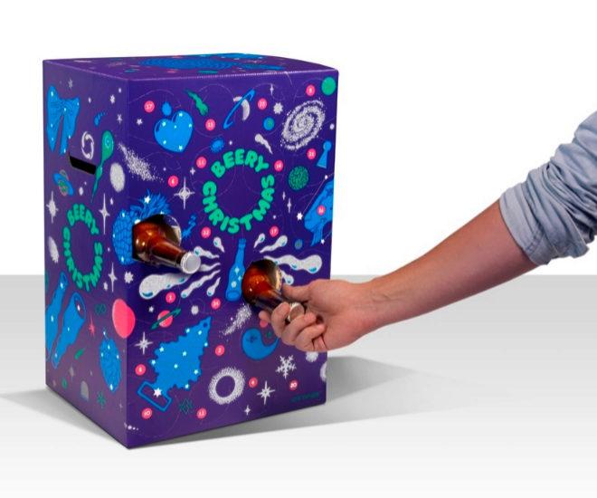 Calendario Adviento Lidl.Navidad Adios Al Chocolate El Nuevo Calendario De Adviento Reparte