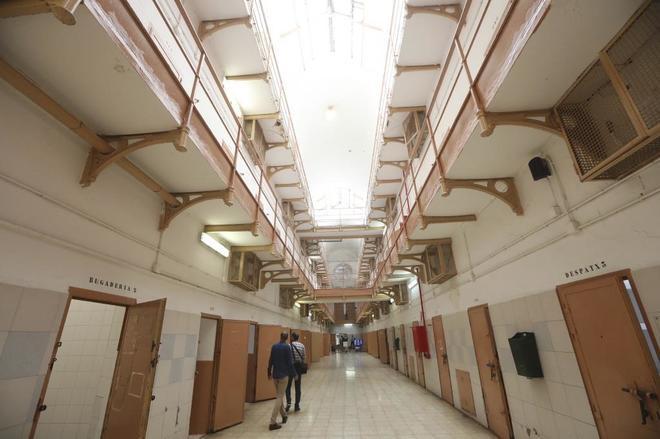 Centro penitenciario de la Modelo, en Barcelona