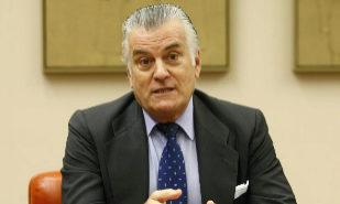 Luis Bárcenas, en la Comisión de Justicia del Congreso el pasado...