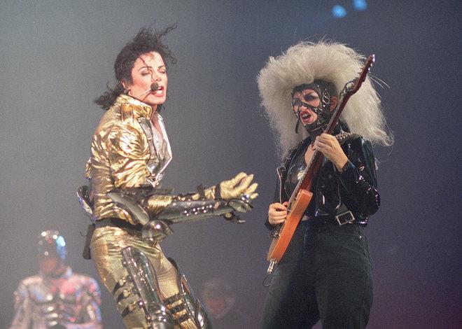 Michael Jackson quería el mejor espectáculo de la Tierra\