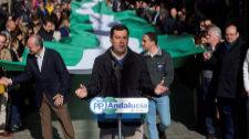 Moreno Bonilla reclama al PSOE que aclare su modelo territorial