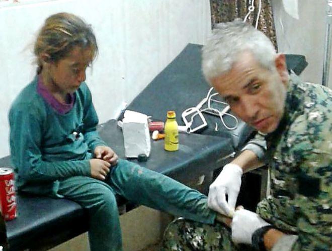 Doctor 'Delil': un médico leonés entre víctimas y verdugos en la guerra contra el IS
