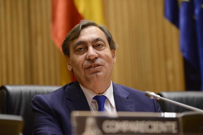 El nuevo fiscal general, Julián Sánchez Melgar