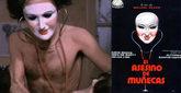 El español Miguel Madrid dirigió esta surrealista cinta de culto a...