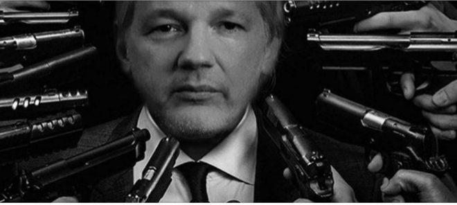 Julian Assange: un tuit cada 13 minutos a favor del 'procés'