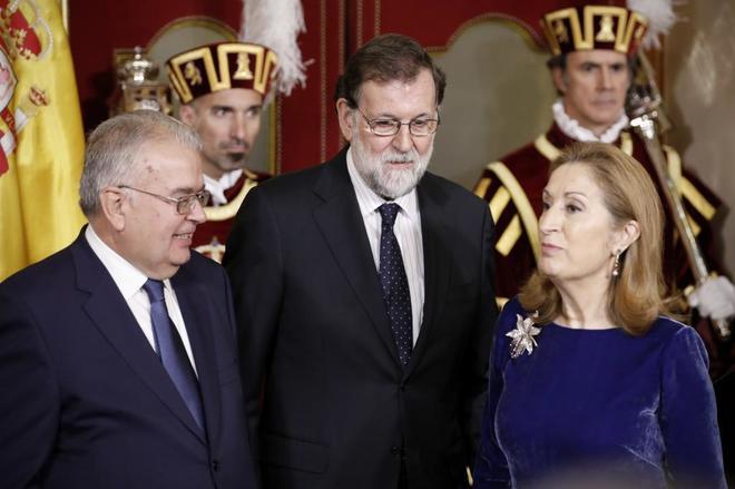 El presidente del TC, Juan José González Rivas, nike air max presidente del...