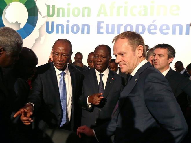 La Unión Africana evacuará en seis semanas a 20.000 inmigrantes africanos atrapados en Libia