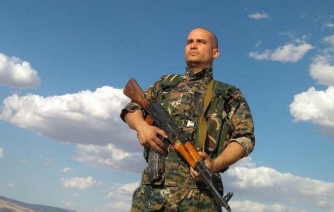 'Agir', el soldado liberado por el Kurdistán iraquí