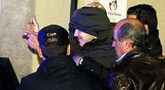 Capi, el joven que agredió a Mariano Rajoy en diciembre de 2015, en...