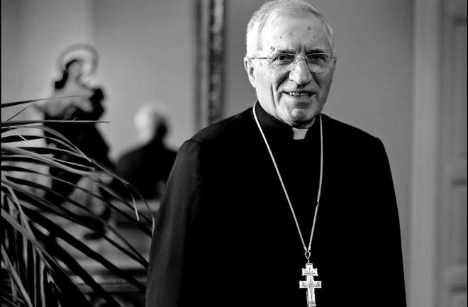 El Cardenal Antonio María Rouco Varela
