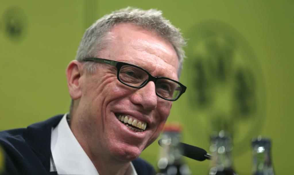 El Dortmund ficha al entrenador recién despedido por el colista