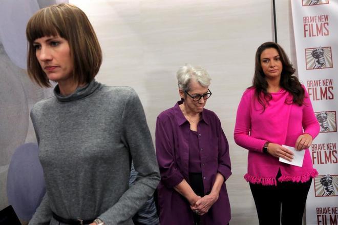 La ola de denuncias de asalto sexual se vuelve contra Donald Trump