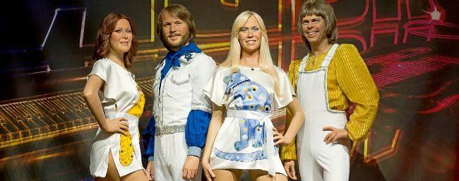 Kitsch, música disco y arte: ABBA llega a los museos