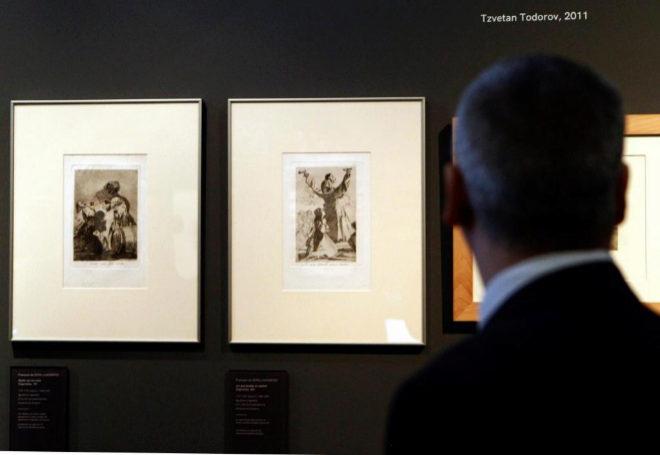 """Pinturas y grabados de Goya, fotogramas y secuencias de películas de Buñuel, documentos y libros, componen """"Los sueños de la razón"""","""