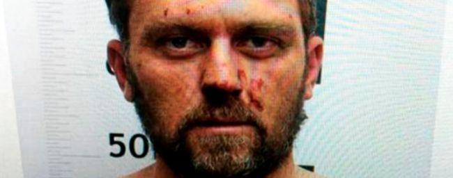 La imagen de Norbert Feher que figura en su ficha policial de Italia.