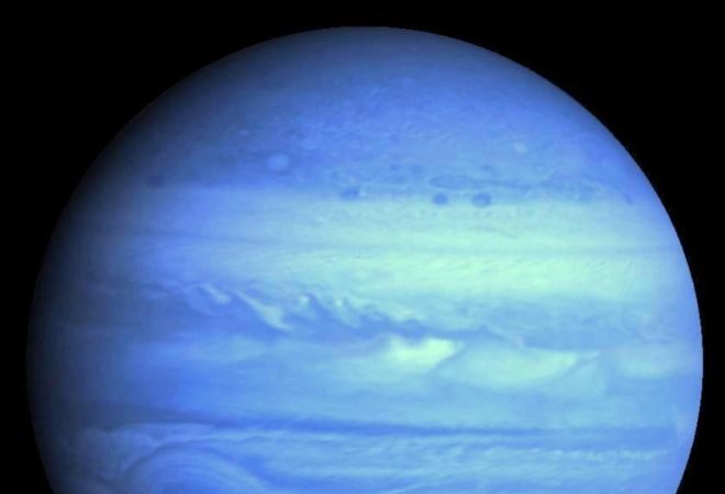 Un exoplaneta como Neptuno hallado desde las montañas de Almería