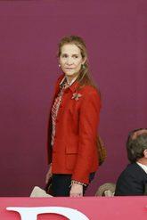 La Infanta Elena nació el 20 de diciembre de 1963 en Madrid. Cada vez...