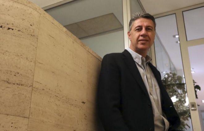 El candidato popular a la presidencia de la Generalitat.
