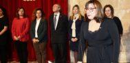 Bel Busquets promete el cargo como vicepresidenta y consellera de Truismo.