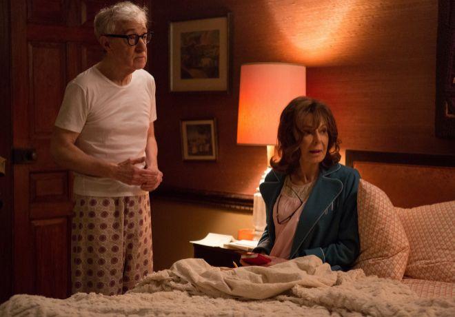 La nueva cinta de Woody Allen 'Wonder Wheel' es el primer largometraje...