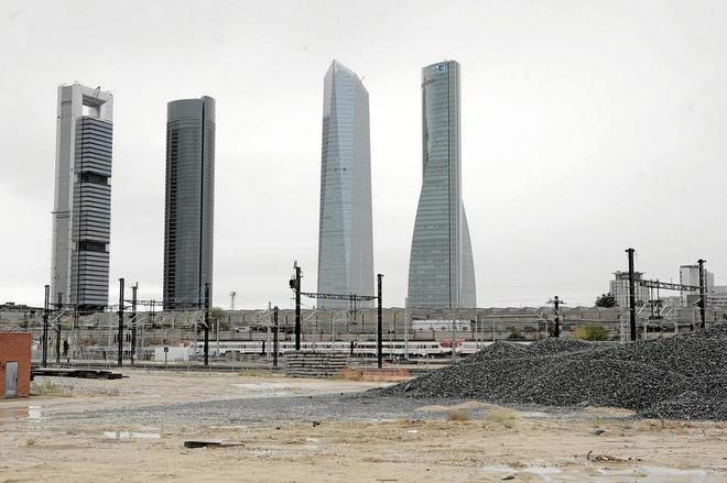 Madrid Aspira A Tener Un Centro De Negocios De Relevancia Mundial