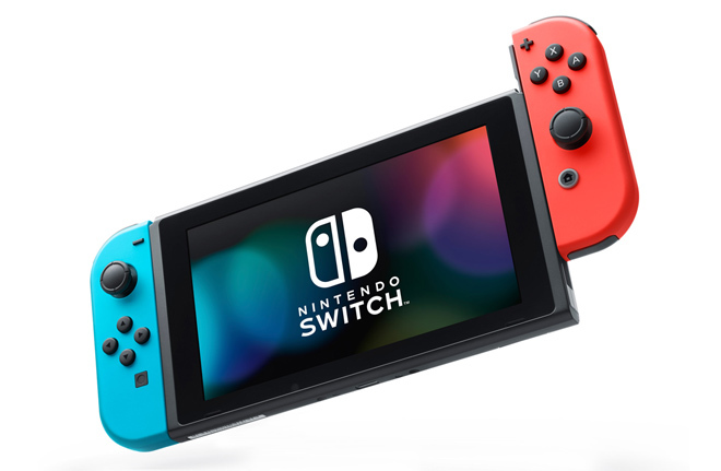 Nintendo Switch es mi gadget favorito de 2017