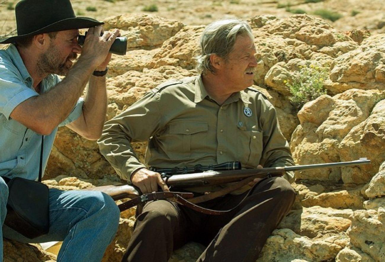 David Mackenzie firma un maravilloso western crepuscular...
