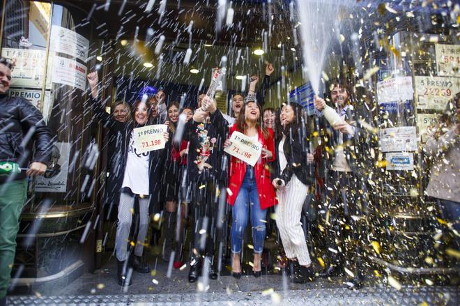 Imagenes Loteria Navidad.Loteria De Navidad 2017 Todos Los Premios De La Loteria De