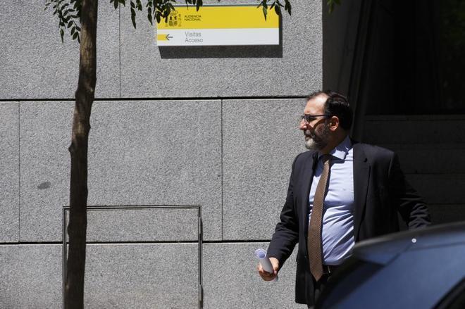 El juez de la Audiencia Nacional, Eloy Velasco