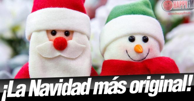 Felicitaciones de Navidad originales Felicita la Navidad de la