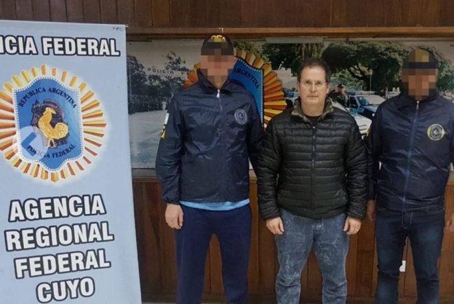 El ex concejal de Marbella Carlos Fernández, detenido en Argentina el pasado septiembre.